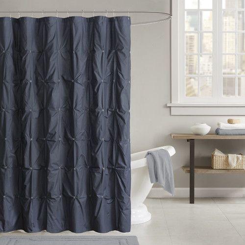Found It At Wayfair Masie Cotton Shower Curtain Cloth Shower