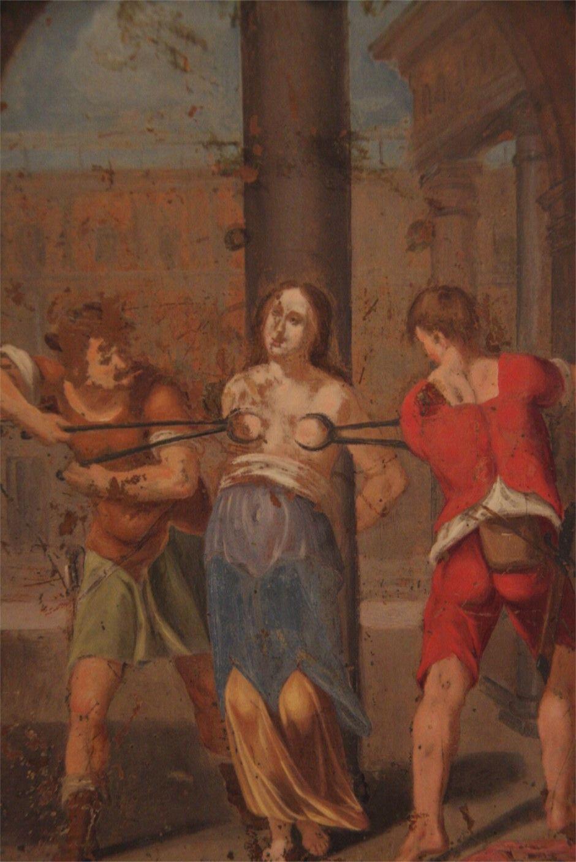 Ancient Chine Torture Porn torture pain execution