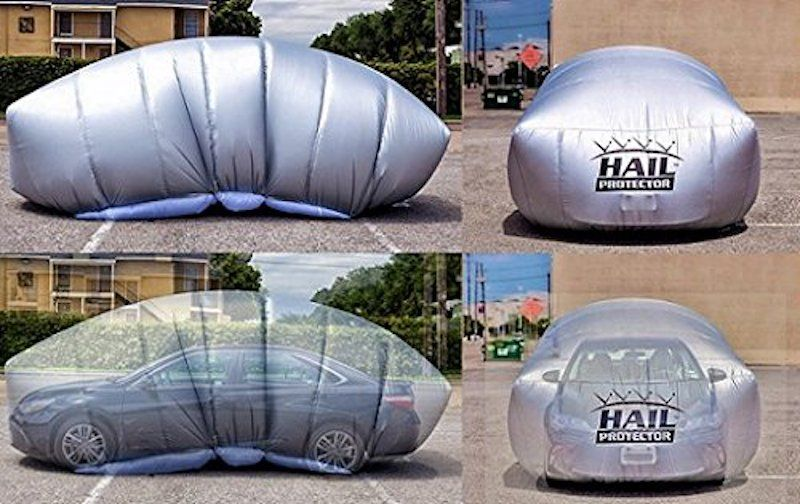 Hail Protector Keep Your Entire Vehicle Safe from Any