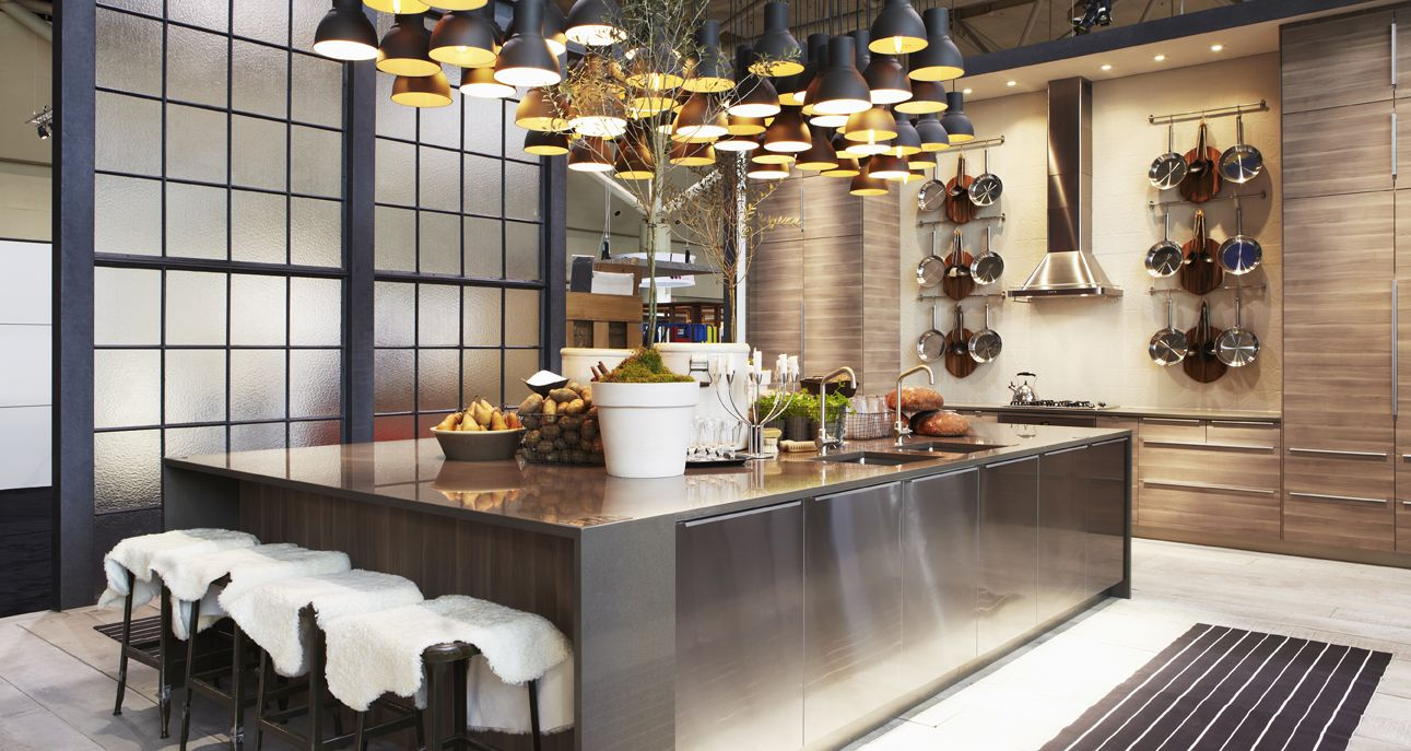 Ikea Canada wins gold for its kitchen booth at IDS13. No