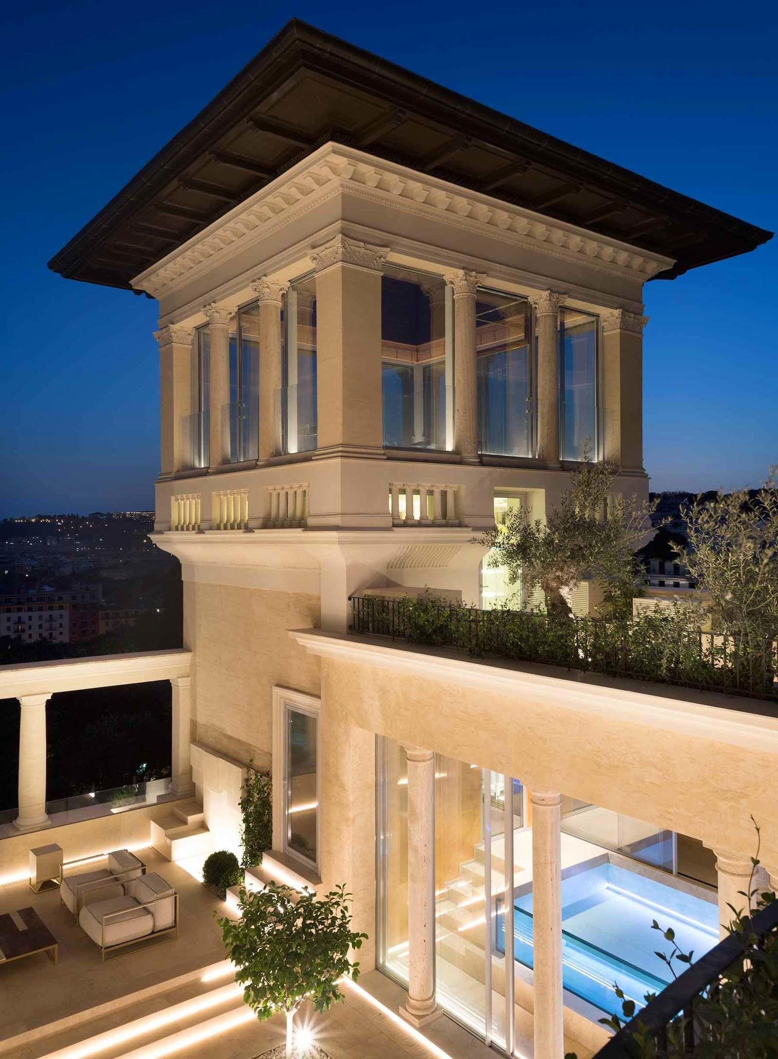 La villa sul Palazzo — роскошная резиденция с видом на ...