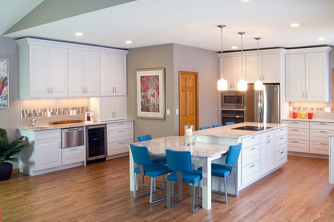 DC Interiors And Renovations Kitchen Gallery | Madison, WI