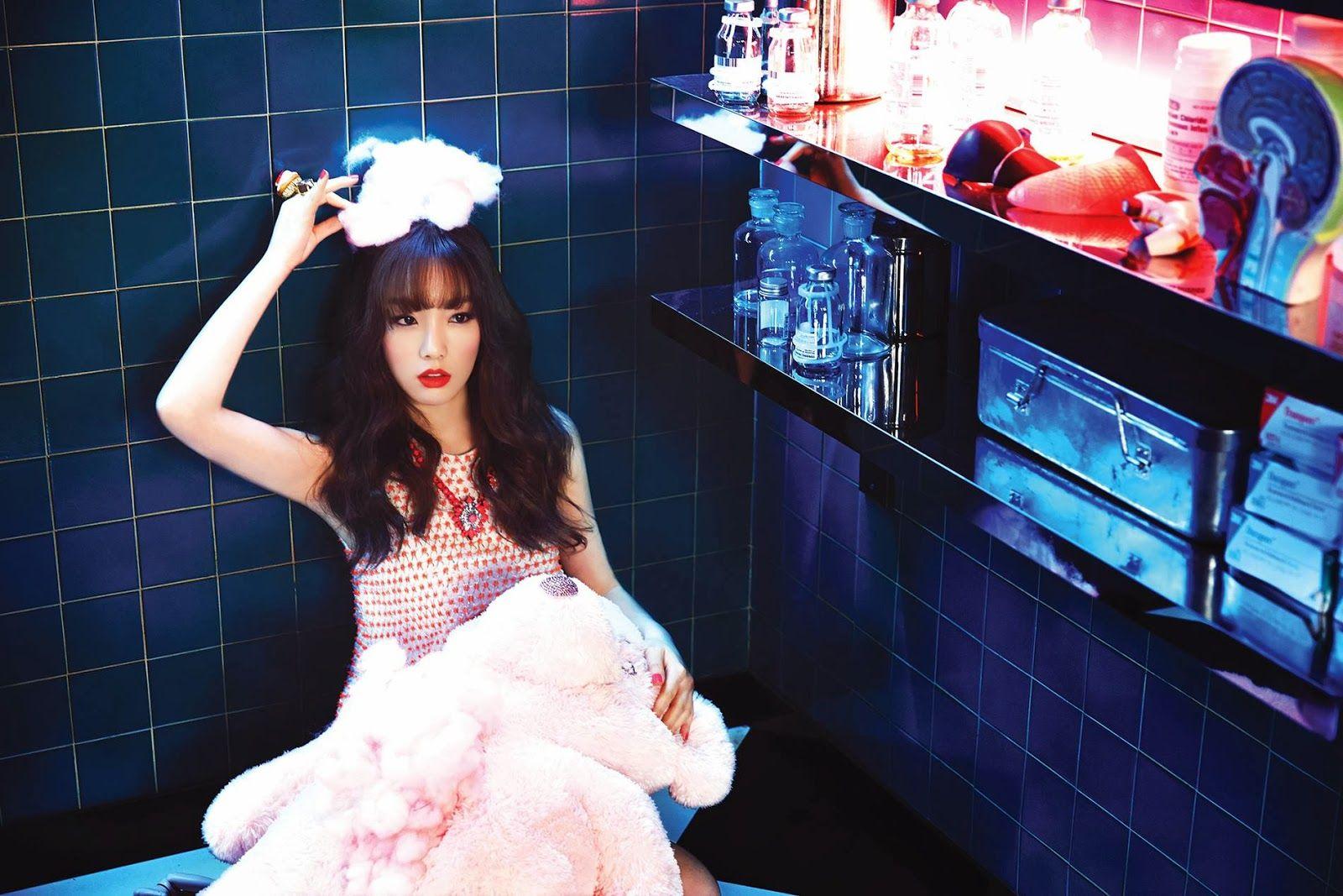 Girls' Generation - Taeyeon - Mr.Mr.