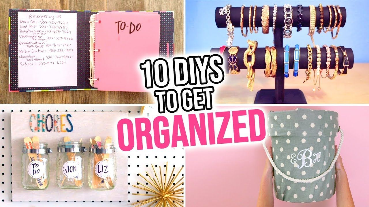 10 Diys To Get Organized In The New Year Hgtv Handmade