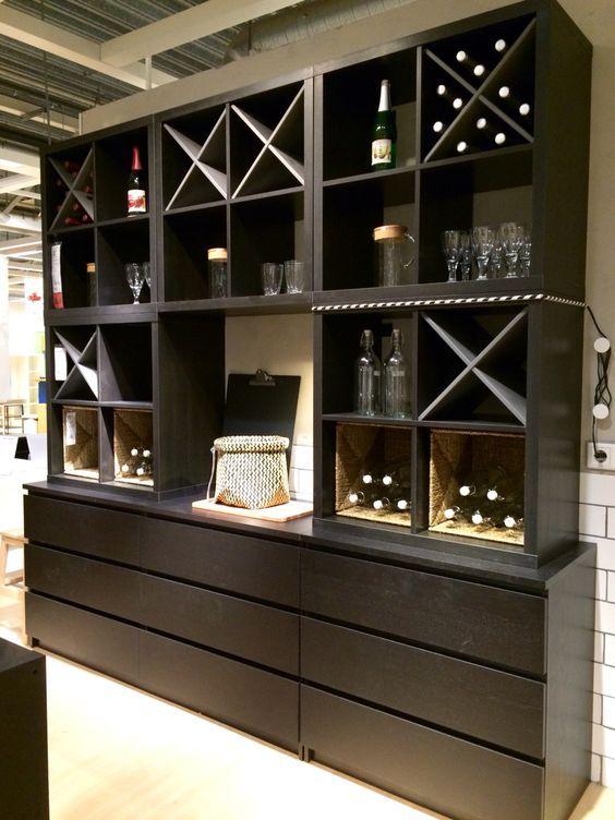 Bestsellery IKEA - Pomysły na Kallax (Expedit) | Make Home ...