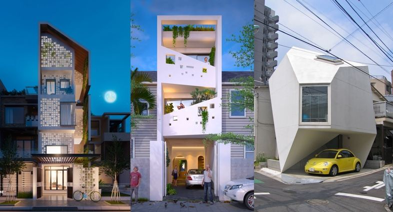 96d53c4dfa253245712cb074eb3a2967 - 39+ Exterior Small House Small Space Modern Korean House Design Images
