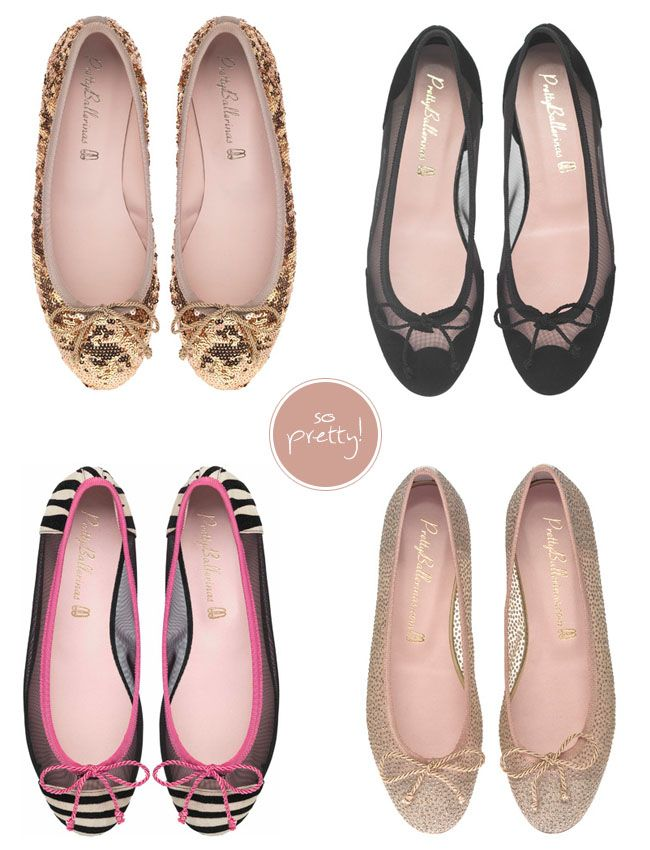 be23a2d61 Pretty Ballerinas for your Bridesmaids + a Giveaway! | WEDDING SHOES ...