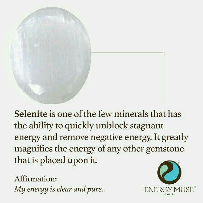 Selenite Cleansing Stones Healing Stones Crystal Magic