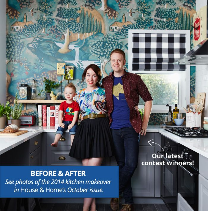 Kitchen Makeover Contest: Our Latest IKEA Canada Kitchen Makeover Contest Winners