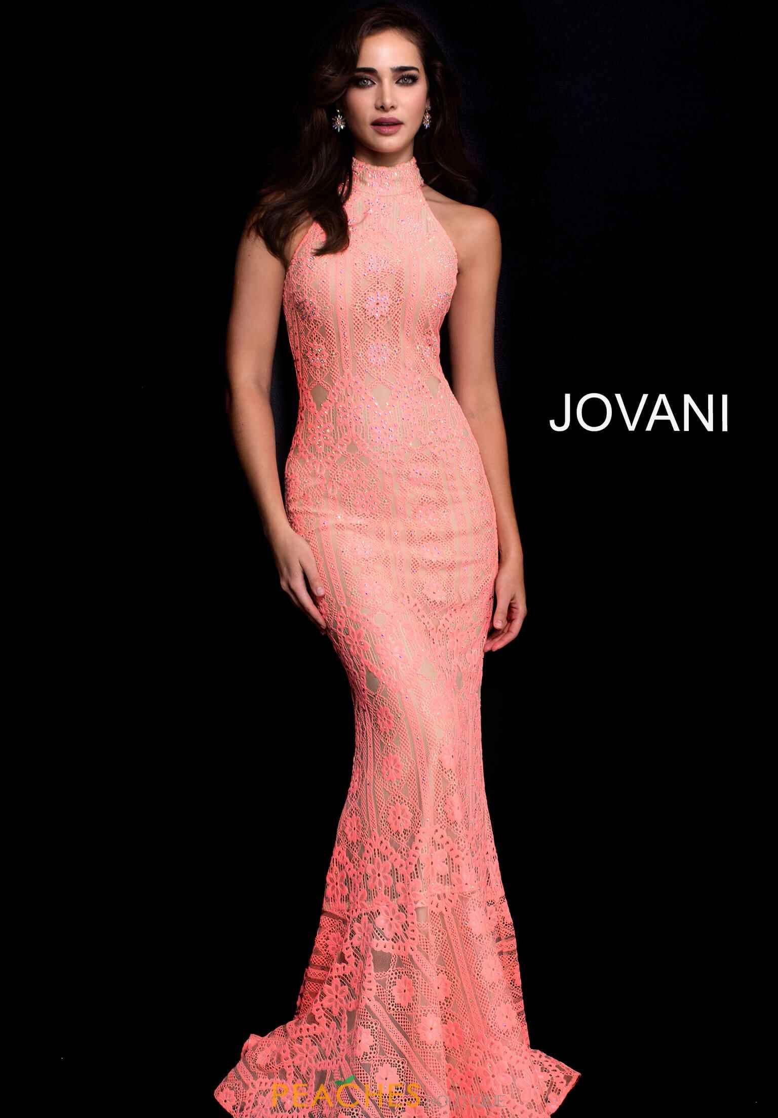 Bonito Vestido De Jovani De Graduación De Oro Bosquejo - Colección ...