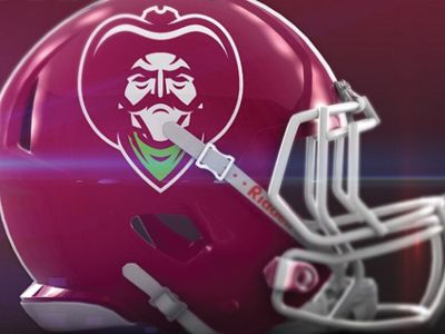 New Mexico State Aggies Concept Football Helmet Design Football Helmets College Football Helmets