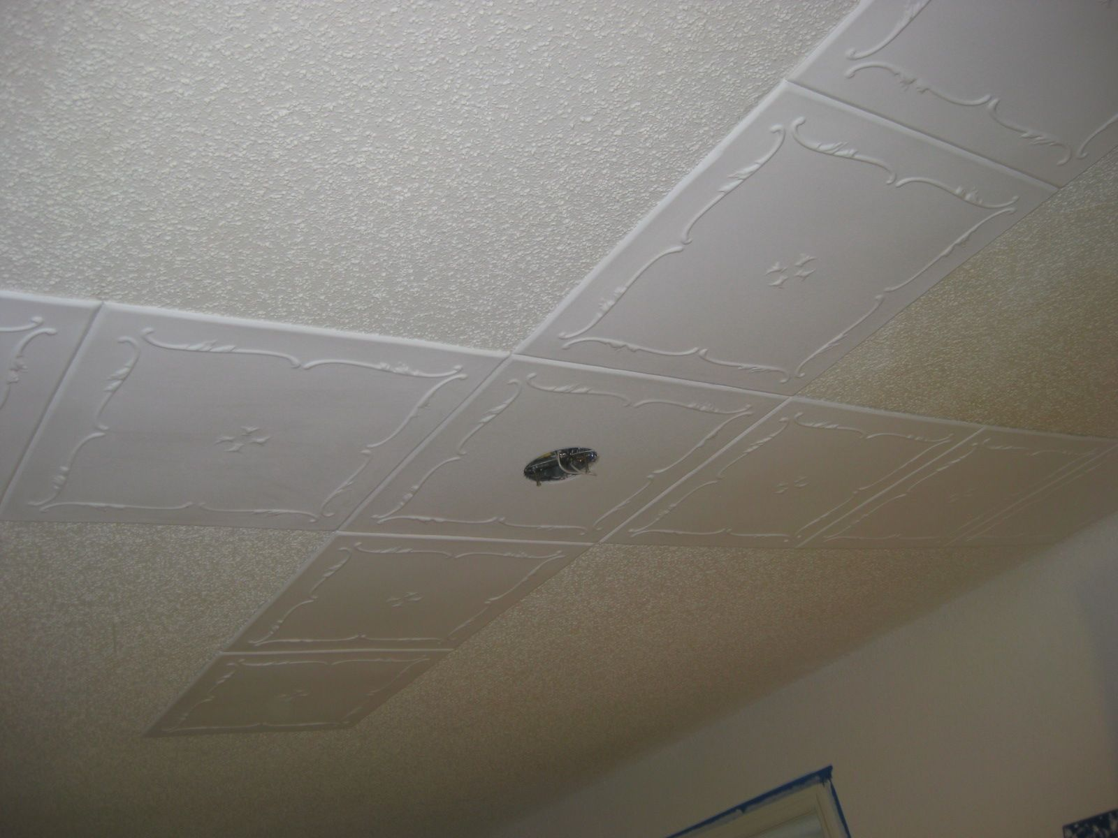 How to paint styrofoam ceiling tiles httpkirwinebar how to paint styrofoam ceiling tiles httpkirwinebar dailygadgetfo Choice Image