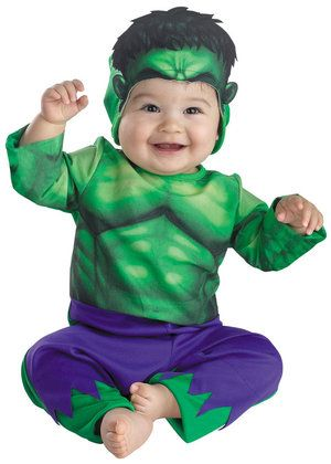 Avengers Hulk Baby Costume - What a precious Superhero costume  sc 1 st  Pinterest & Avengers Hulk Baby Costume - What a precious Superhero costume ...