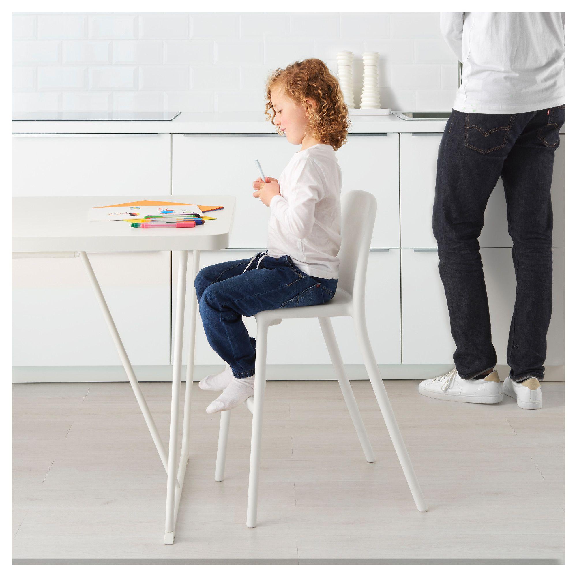 Urban Junior Chair White Ikea Dining Room Ikea Chair Dining