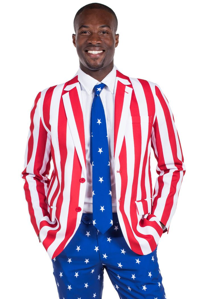 034963b54c0a 20+ Patriotic Men s Fashion Ideas Perfect for the 4th of July