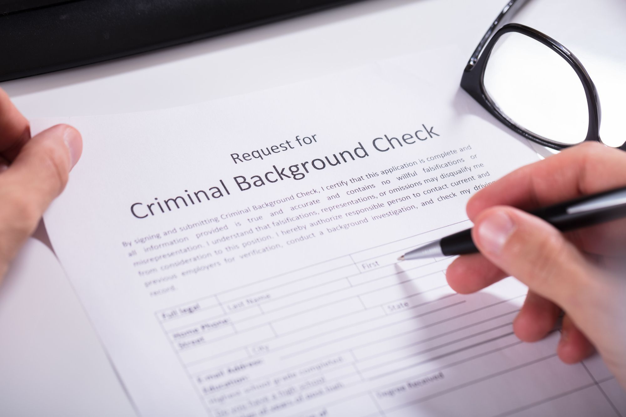 Dating services that conduct background check