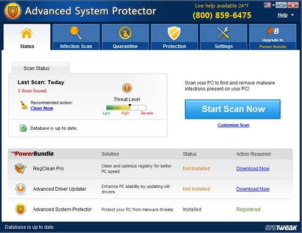 Systweak Advanced System Protector Software Giveaway Online Self