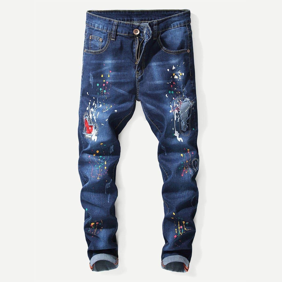 Romwe Jeans Men