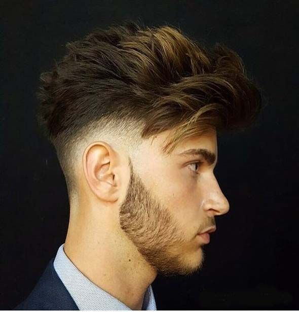 Beard and Hairstyles For Men\u0027s 2018