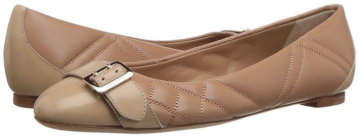cad6844aa76 Hello Burberry - Avonwick Qui Women s Flat Shoes Womens Flats