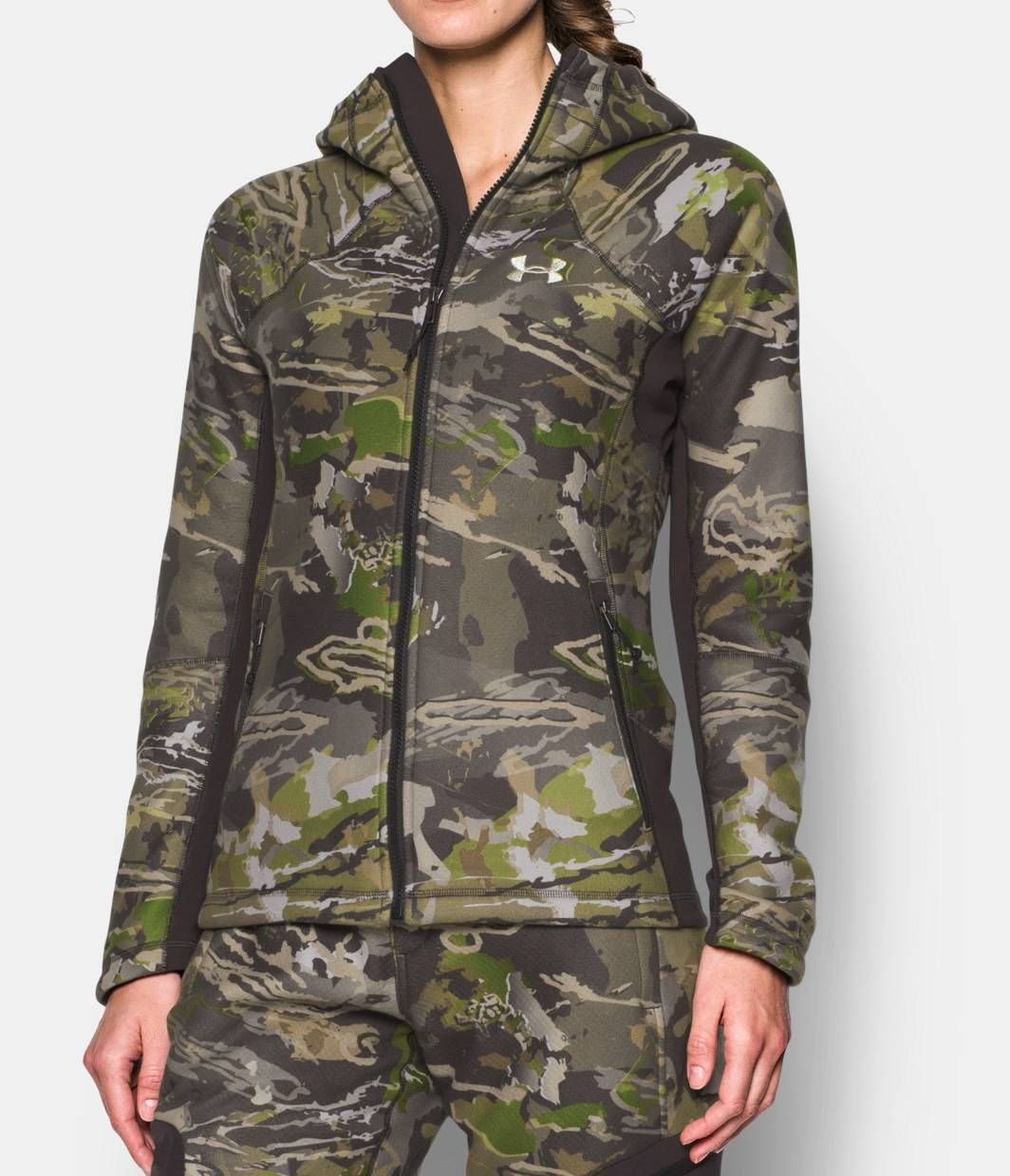 acf893873a Women's UA Mid Season Hoodie | Hunting | Under armour, Womens ...