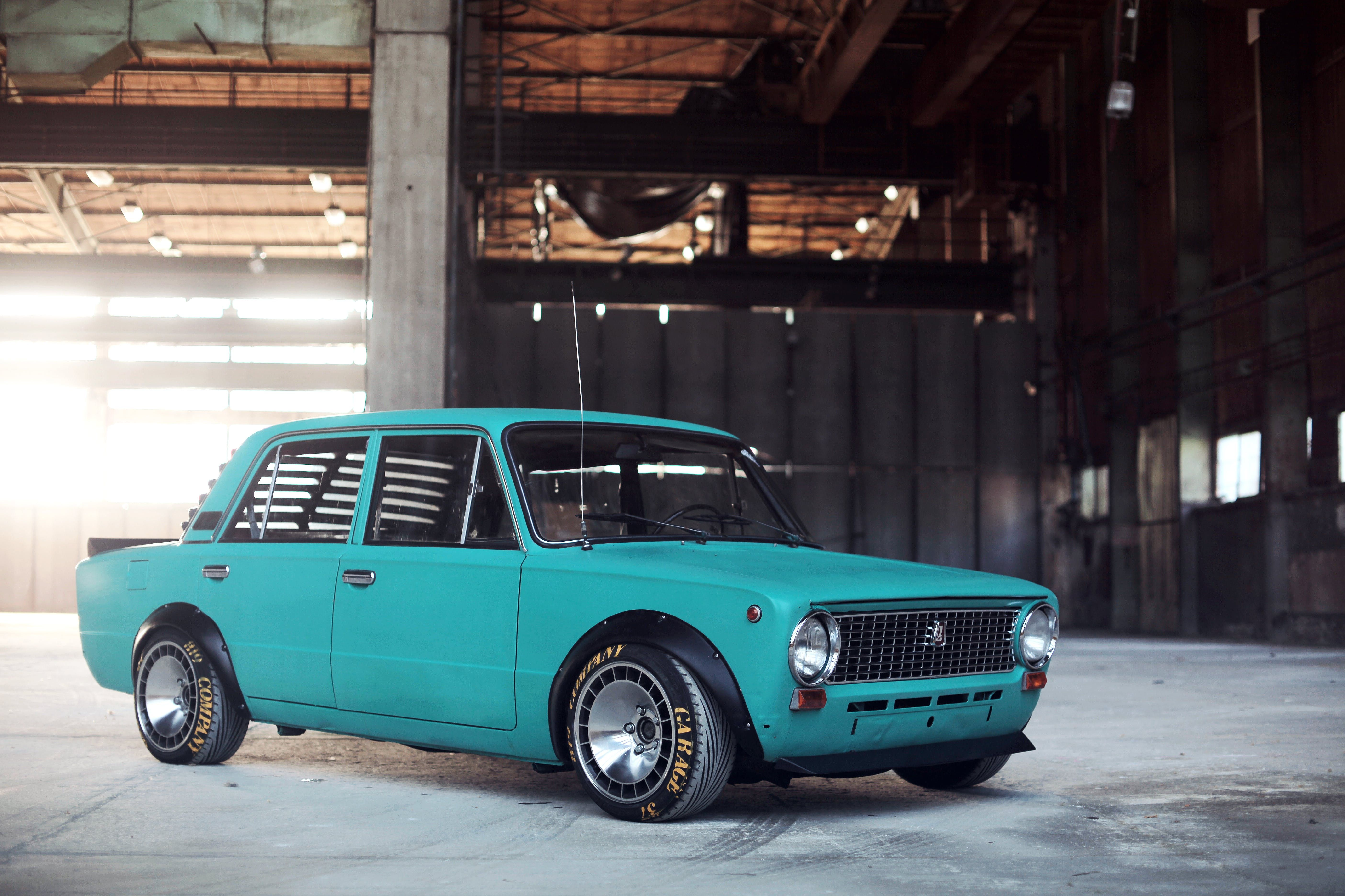 What happens when you mix Russian, Japanese and American car culture ...