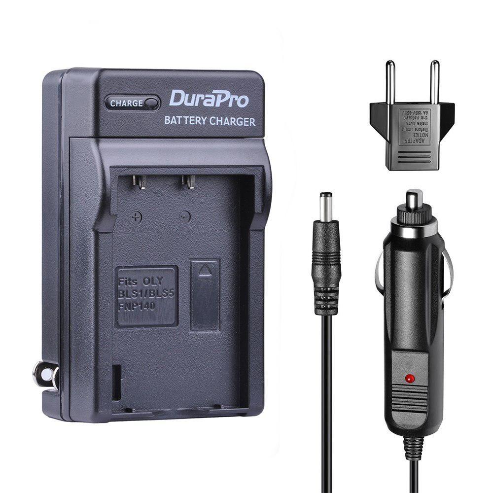 1pcs Durapro Bls 5 Bls5 Bls5 Wall Charger Kits For Olympus Om D E M10 Pen E Pl2 E Pl5 E Pl6 E Pm2 Stylus 1 Battery Charger Wall Charger Charger