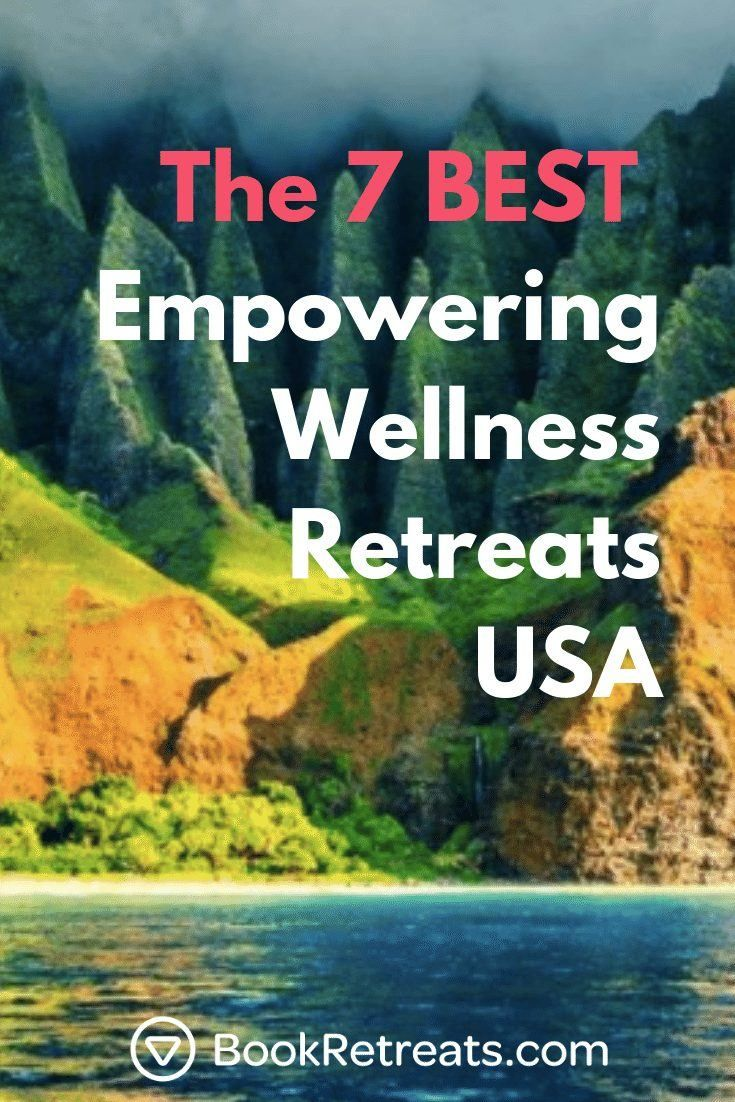 Are you ready for something different?  Ready to sample some spectacular wellness retreats USA style...