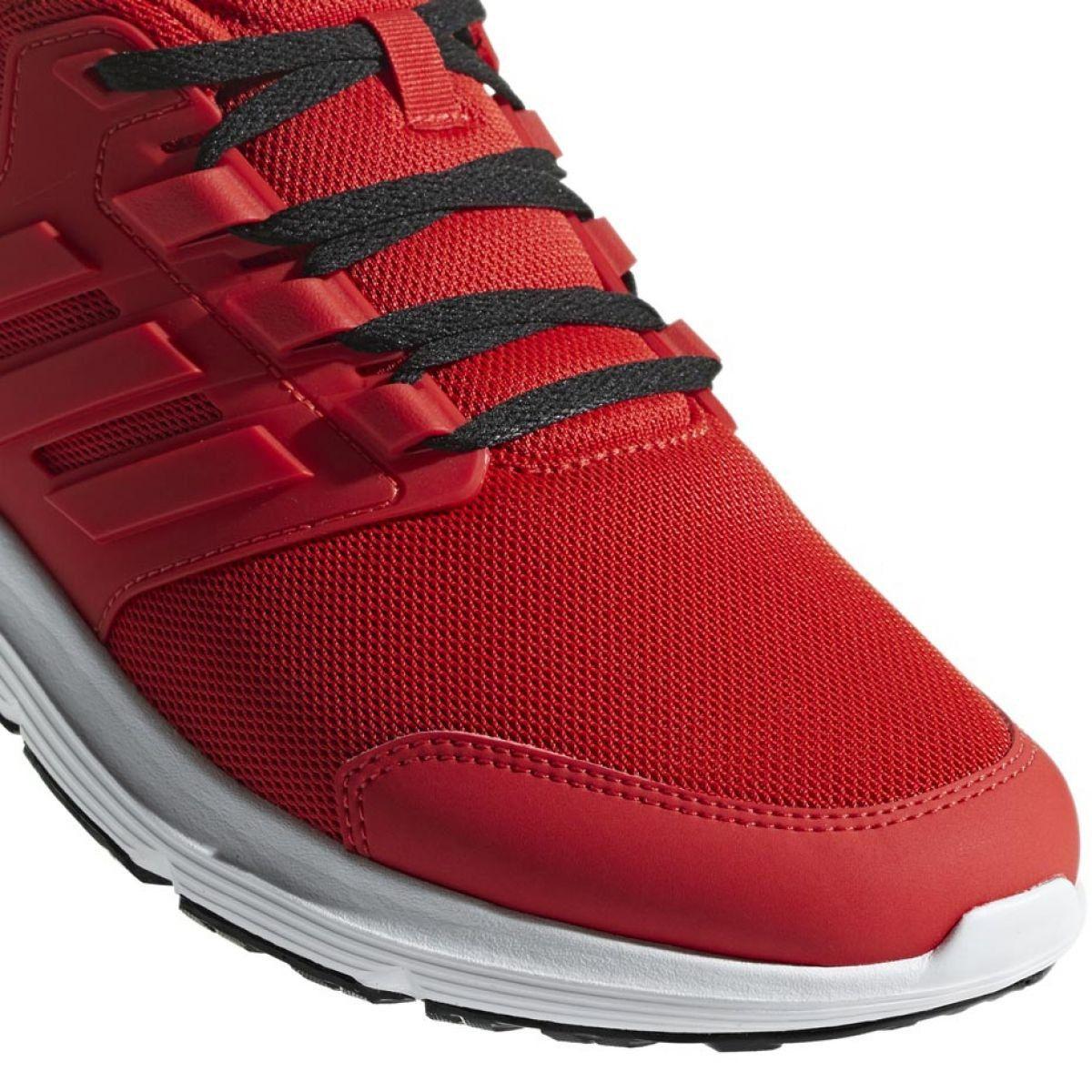 Buty Biegowe Adidas Galaxy 4 M F36160 Czerwone Adidas Running Shoes Running Shoes For Men Running Shoes