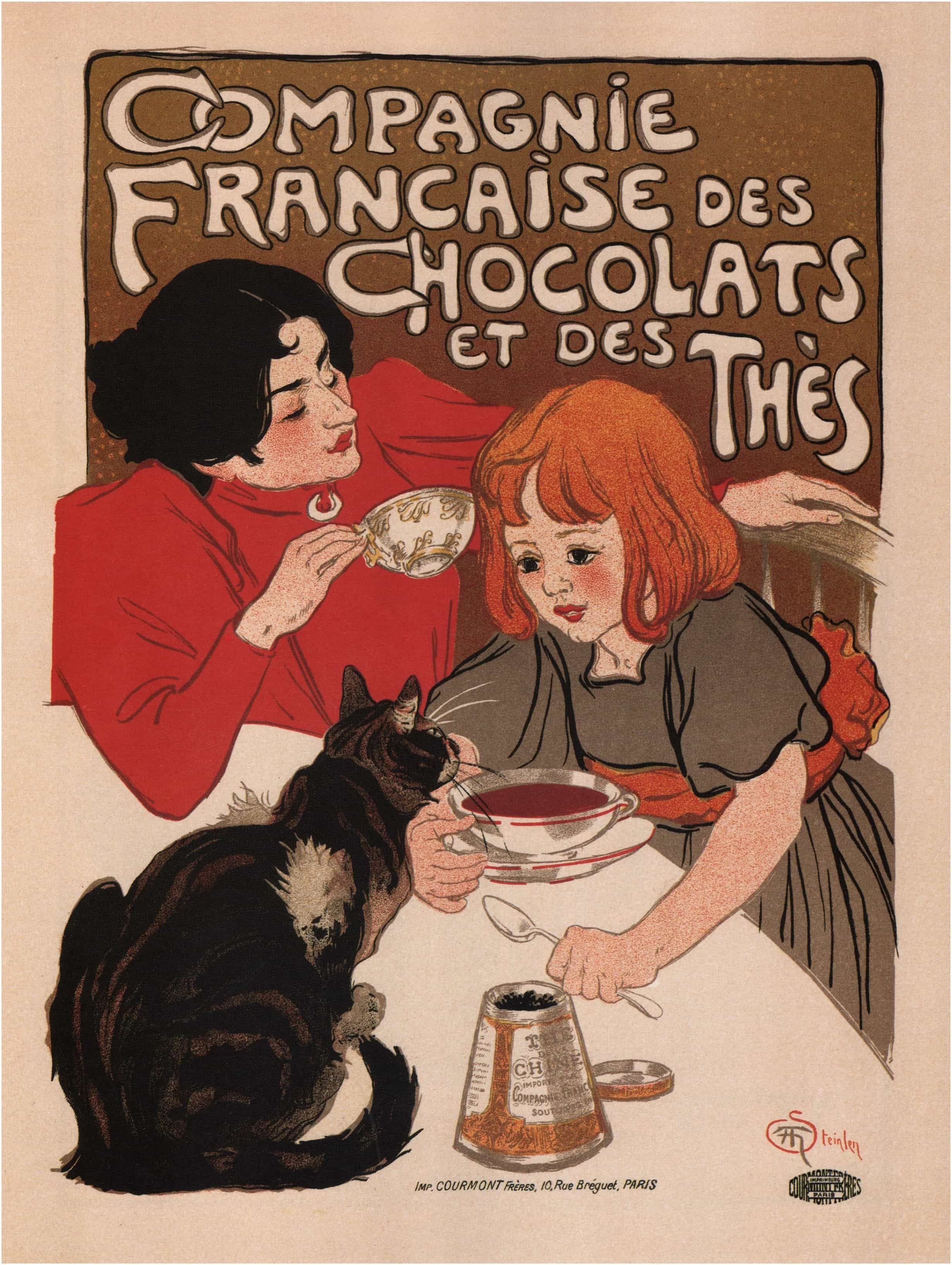 Old French Vintage Posters