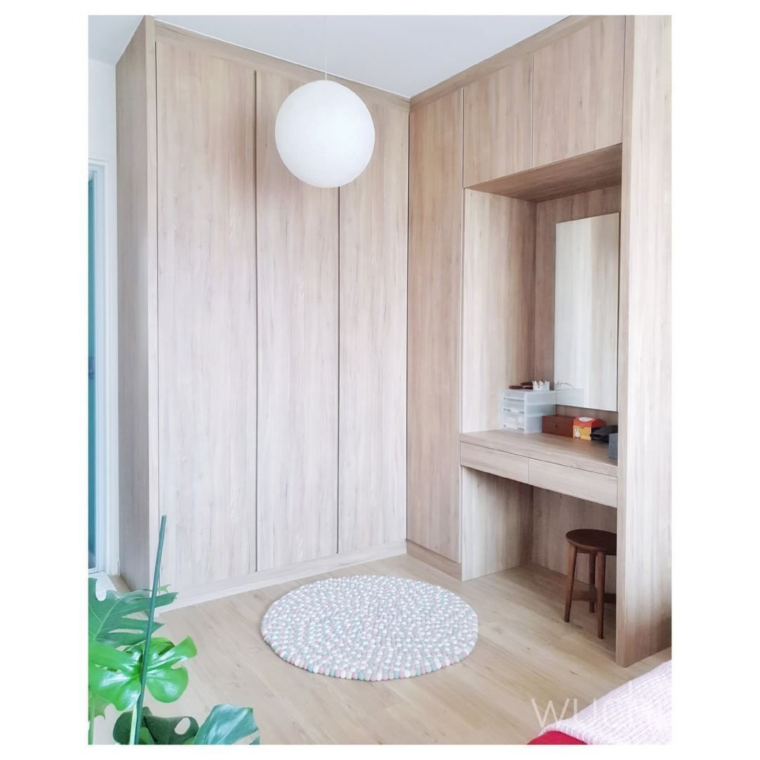 Wardrobe Standard Hdb Floor Height Is About 2600mm This Height Creates A Lot Of Restric False Ceiling Living Room False Ceiling Design False Ceiling Bedroom