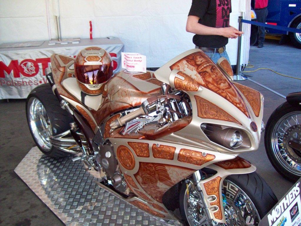 Motorcycle Bodywork, Collision Repair, Custom Painting in Eden ...
