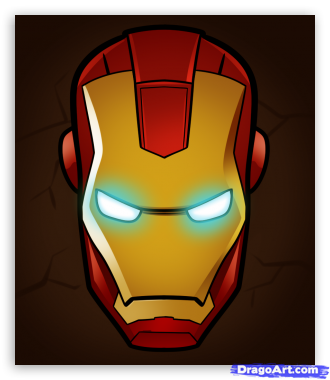Iron Man Ironman Dibujo Iron Man Para Dibujar Comic Digital