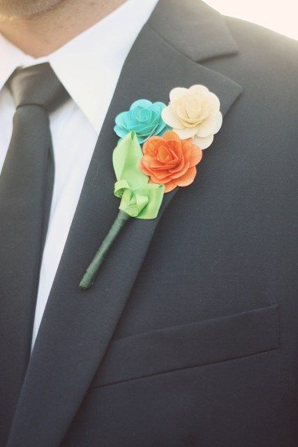 0bae83a0bac2 wooden flower boutonniere Smoky Mountain Wedding, Wooden Flowers, Wedding  Events, Wedding Day,