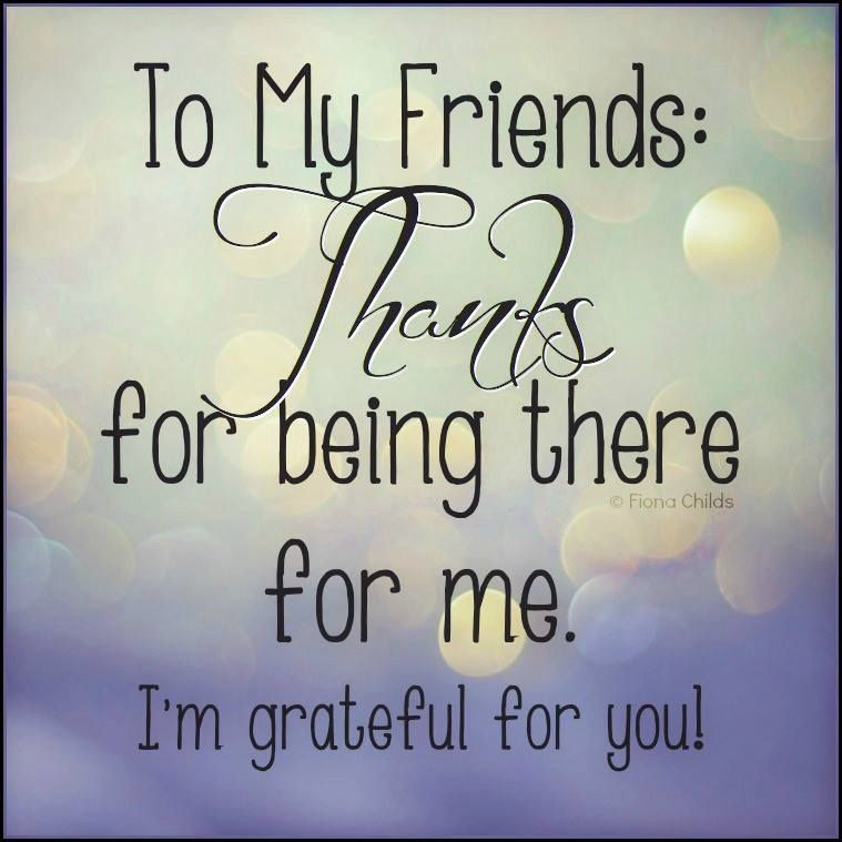 Grateful #friendship | Quotes: Friendship | Thank you quotes ...