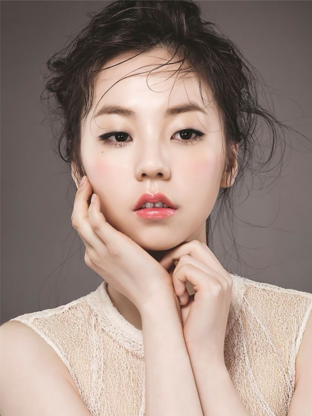 Shu Uemura Korea Actress Hairstyles Korean Makeup Look Sohee Wonder Girl