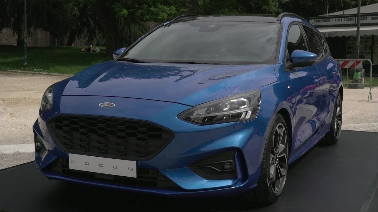 2019 Ford Focus St Wagon Design 2019 Ford Ford Focus Wagon