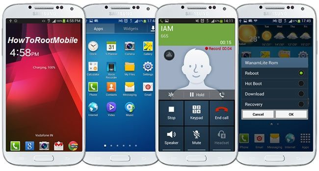 List of Best Custom ROMs For Galaxy S4 Android Mobile | Technobuzz