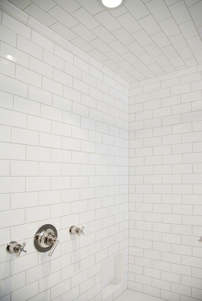 shower tile shower ceilings