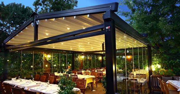 Our Retractable Awnings Are Made With Top Quality Aluminium Fittings
