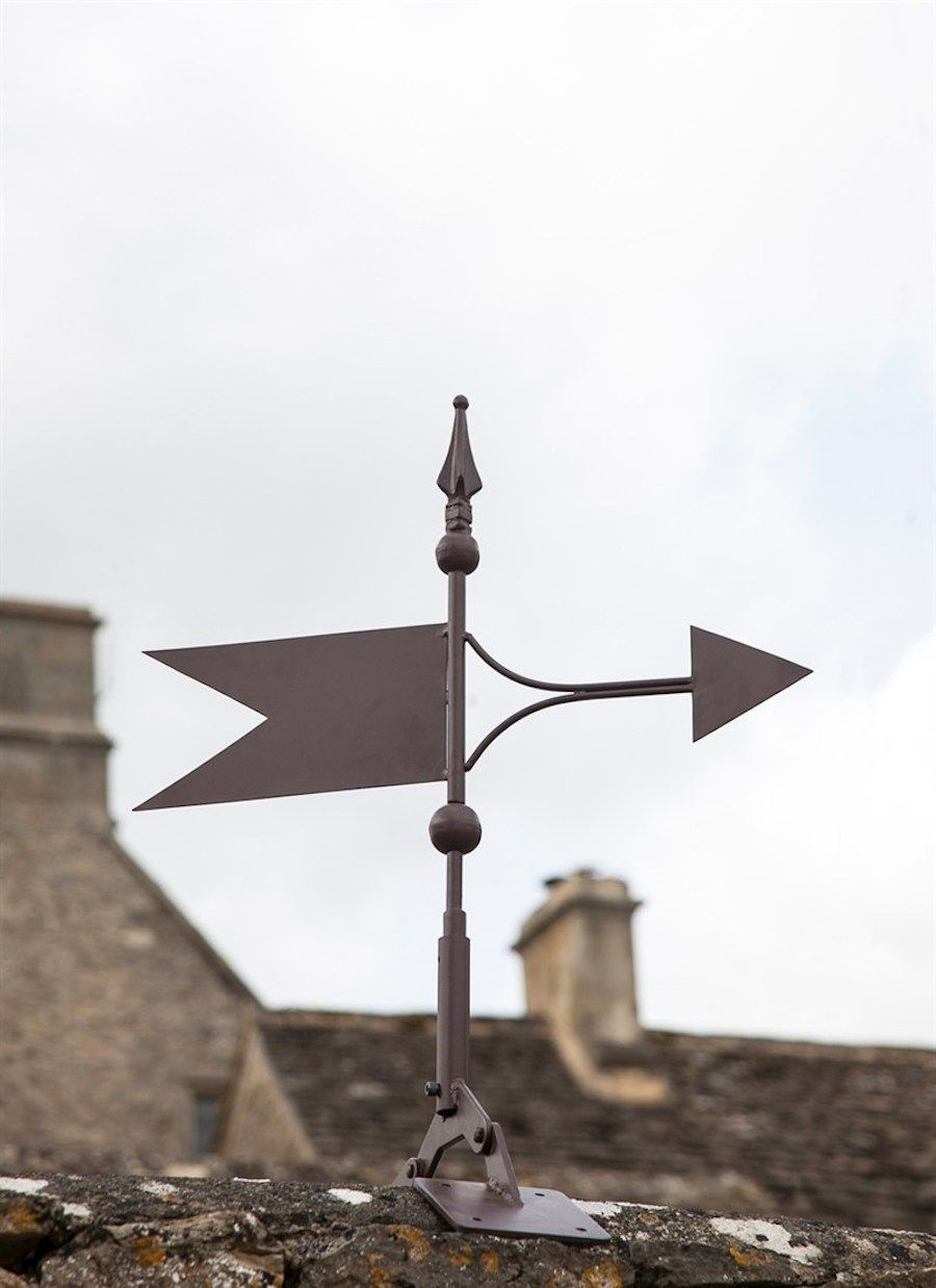 Etonnant See Our Roundup Of 10 Of The Most Stylish Banner, Pennant, And Flag  Weathervanes, Old And New, At Prices From High To Low (mounting Hardware  Included).