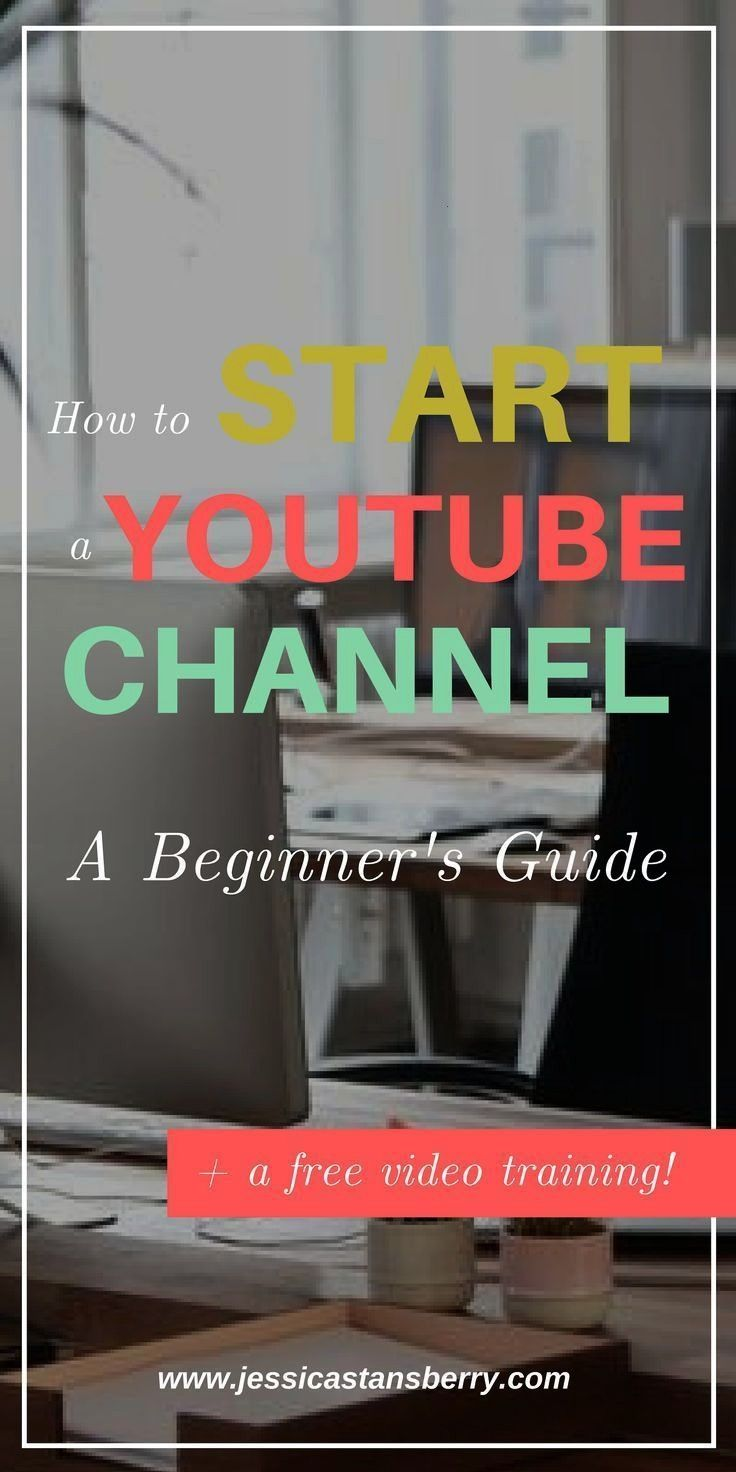 to get Started on YouTube how to start your own channel and how to do it EASILY This guide on how to start a youtube channel will help you grow your businessHow to get St...