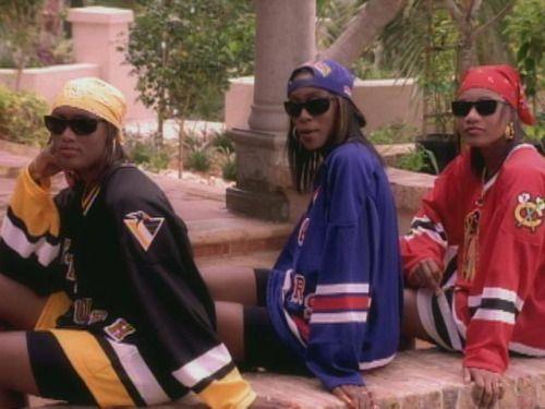 HIPHOPRAPR&B | 90s hip hop outfits, 90s hip hop fashion ...