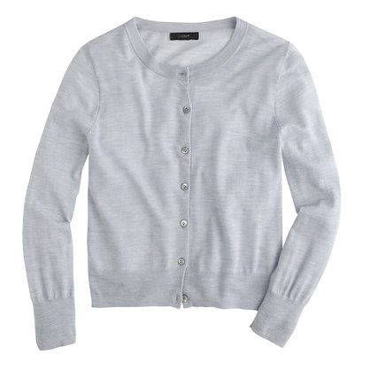 J.Crew - Tilly cardigan sweater