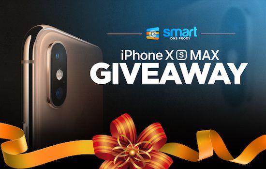 Enter for a chance to win an iPhone XS Max  #Win #Giveaway
