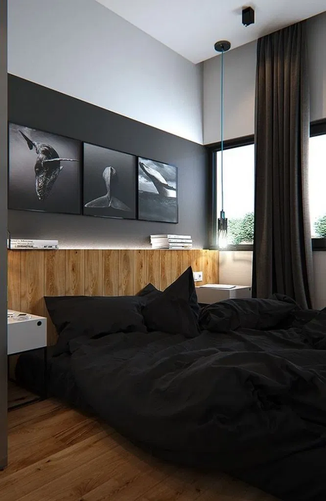 Beautiful Bedrooms Perfect For Lounging All Day Cool Room Decor Modern Bedroom Men S Bedroom Design