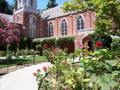 University of the Pacific, Stockton, CA, The chapel   Wherever I ...