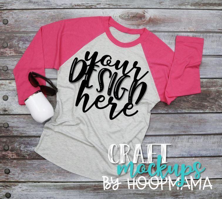 Download Bella 6051 Raglan All Single Mockups Craft Mock Ups Mockup Free Psd Shirt Mockup Clothing Mockup