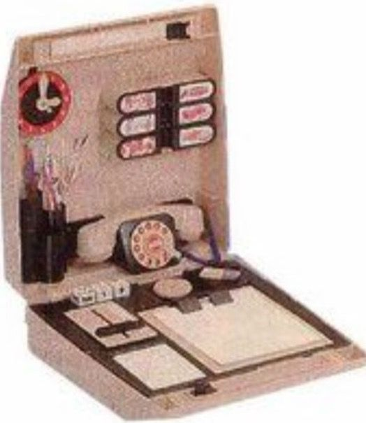 Post office toy from the 80's