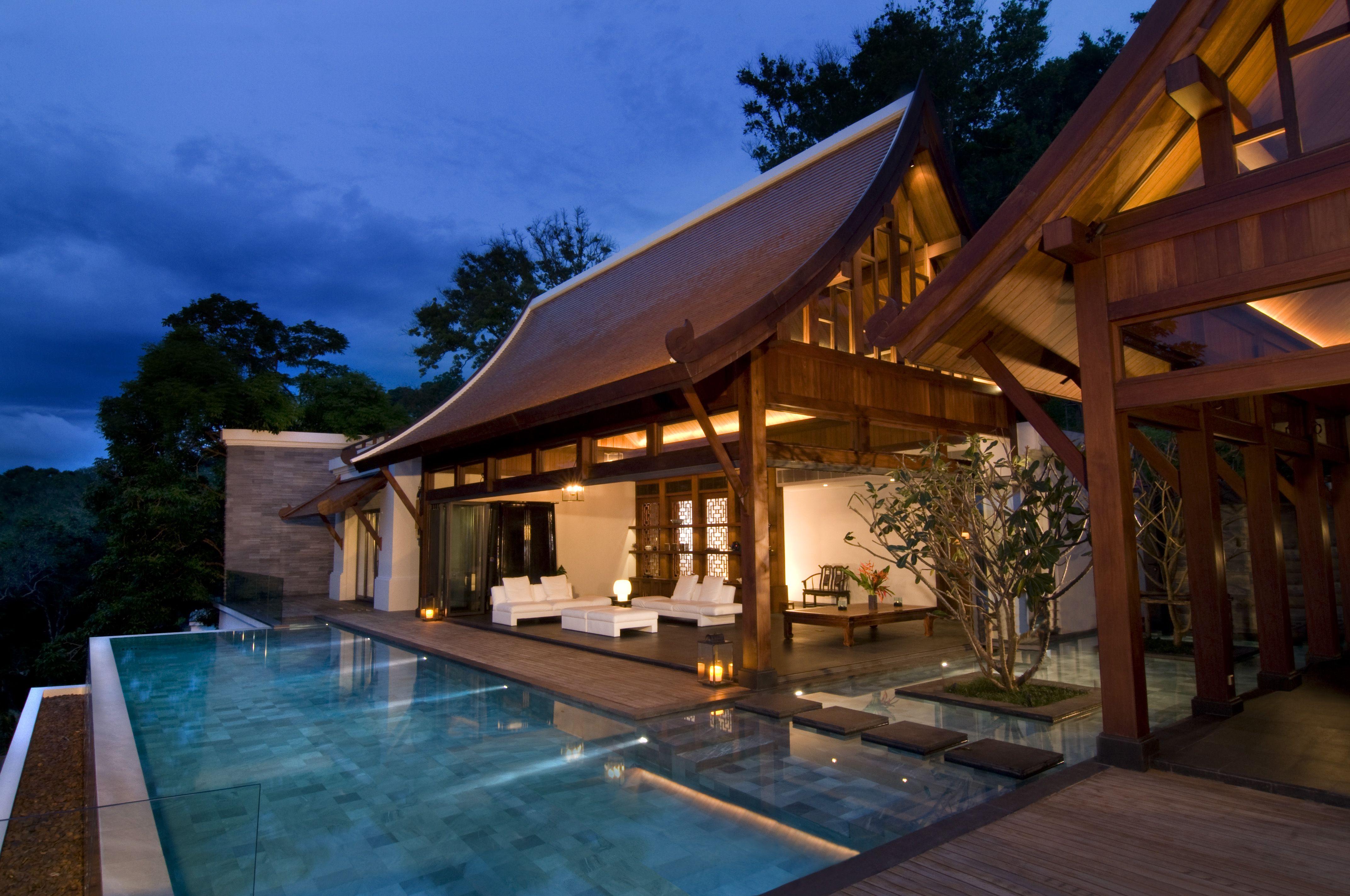 Villa t malaiwana tropical home decor tropical design tropical houses modern tropical